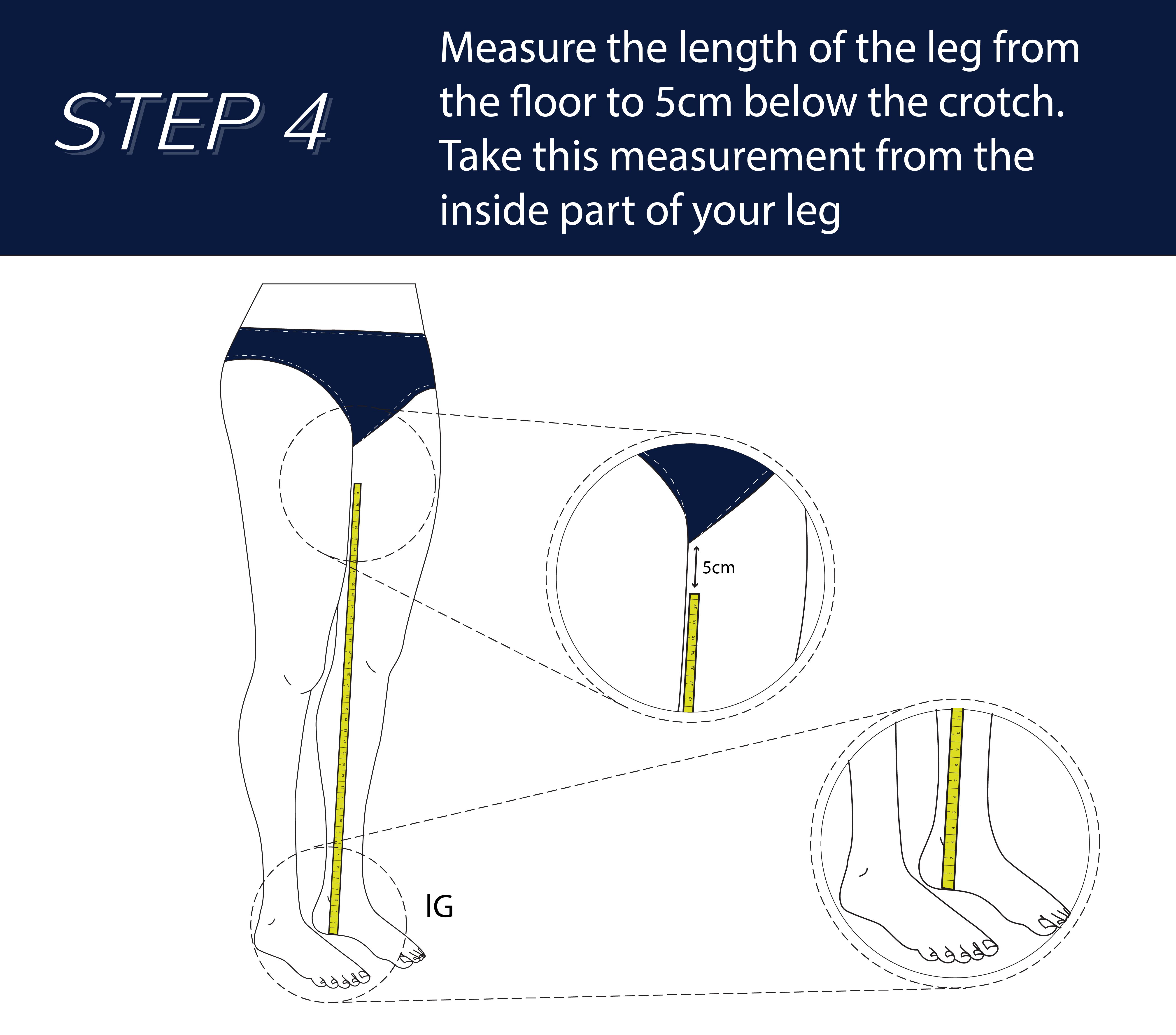Length of the Leg