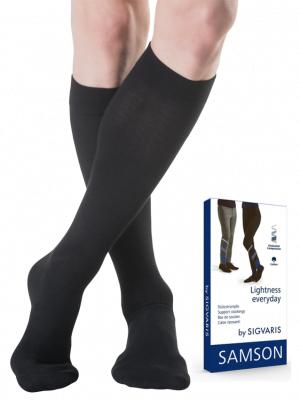 Sigvaris Samson Support Stockings for Bleow Knee Length