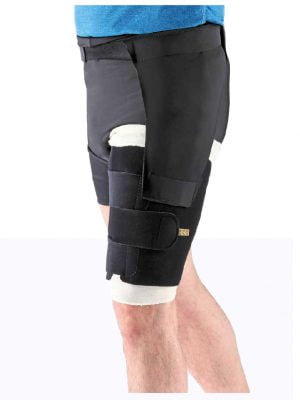 Sigvaris Compreflex thigh wrap