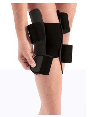 Knee Wrap Compression